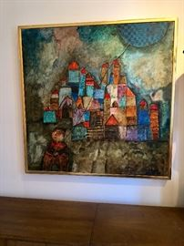 Graciela Rodo-Boulanger/oil on canvas
