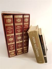 Trio of Shakespeare and Steinbeck Books http://www.ctonlineauctions.com/detail.asp?id=678217