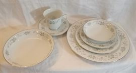 "Carlton ""Corsage"" china  http://www.ctonlineauctions.com/detail.asp?id=678229"