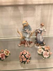 Figurines sold