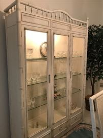 China Display Cabinet by Thomasville