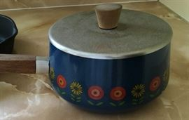 mid century cookware