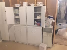 corning ware and more cabinets