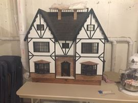 great doll house