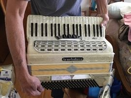 Brand New!  Accordion.
