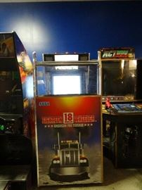 Sega Eighteen Wheeler Arcade Game