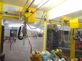Crane Machines Toy Taxi Arcade Game