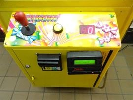 Coastal Amusement Sweet Shoppe Arcade Game