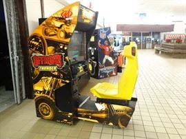Midway Off-road Thunder Arcade Game