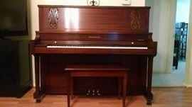 Piano - Baldwin Vertical Grand model 6000e