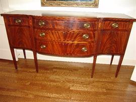 Nice mahogany sideboard