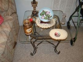 3 PCS COFFEE TABLE & END TABLES SET