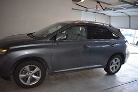 The 2013 Lexus Sold