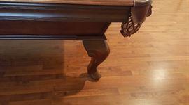 Pool Table legs