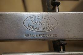 Vintage vibraphone