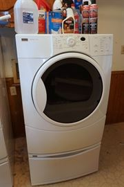 Kenmore Elite HE 4t washer and HE 4 dryer
