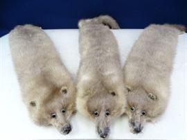 3 Mink Furs