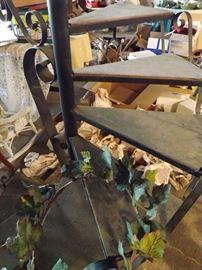 Iron Plant Ladders ...few