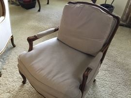 Baker vintage seating