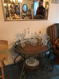 GREAT LIQUOR TABLE