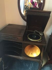 Emerson antique phonograph