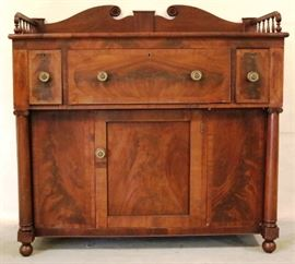 Antique Southern butler sideboard