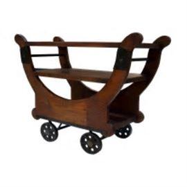 Guildmaster mill cross bar cart