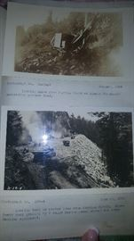 What an amazing undertaking in the 1930's Sample of photos included in Final report.