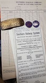 Southern Railway Memrobillia.