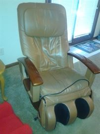 Electric Massage Chair, interactive health htt-10i-crp