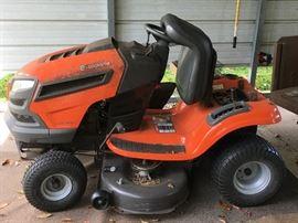 Mower Tractor