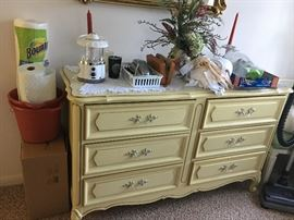 Dresser French Provencial