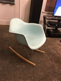 Ray Eames RAR Rocker by Herman Miller