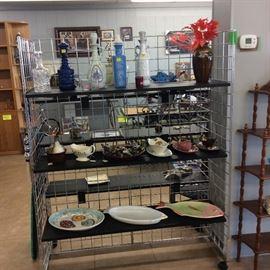 All adjustable metal shelves on sale