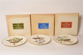 Avon North American Signature Plates
