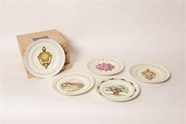 Avon Anniversary Plates
