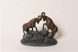 "8.5"" Ram Statue"