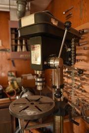 Guardian Power 16 Speed Drill Press