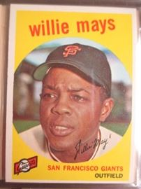 williemays