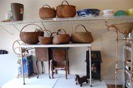 Primitive OLD Baskets