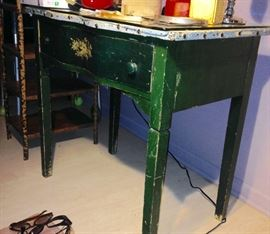 shabby chic desk/table
