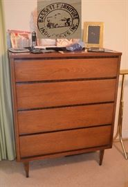 Mid-Century Bassett Furniture Dresser