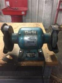 Clark metal worker bench grinder