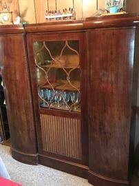 Love this China Cabinet, it has storage on both sides