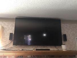 Large Vizio flat screen