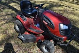 Craftsman YT3000 Riding Mower 21 HP Briggs and Stratton. Good condition. Mulching Kit available