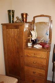 furniture antique dresser armoire