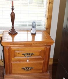 furniture night stand early american