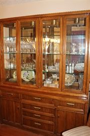 furniture dining room hutch