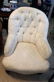 furniture circa 1800 nursing chair